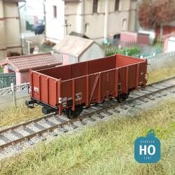 Wagon tombereau Tow SNCF Ep III HO Brawa 48447 - Maketis