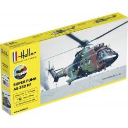 Hélicoptère Super Puma AS 332 M0 1/72 Heller 56367