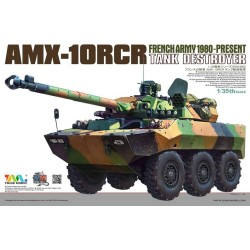 Chasseur de char armée française AMX-10RCR 1/35 Tigermodel 4602