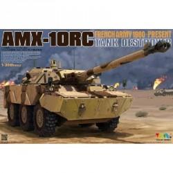 Chasseur de char armée française AMX-10RC 1/35 Tigermodel 4609