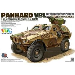 Patrouille française Panhard VBL armement léger 1/35 Tigermodel 4619