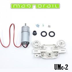 Motorset, schnell neue Generation für Magnorail System UMc-2 - Maketis
