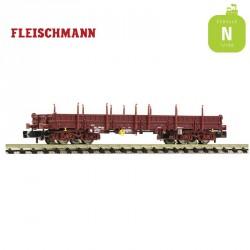 Wagon plat SNCF Fleischmann 826703