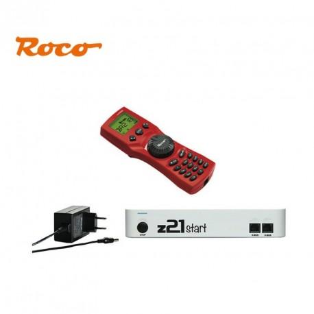 Coffret numérique base Z21 start Roco 10833 - Maketis