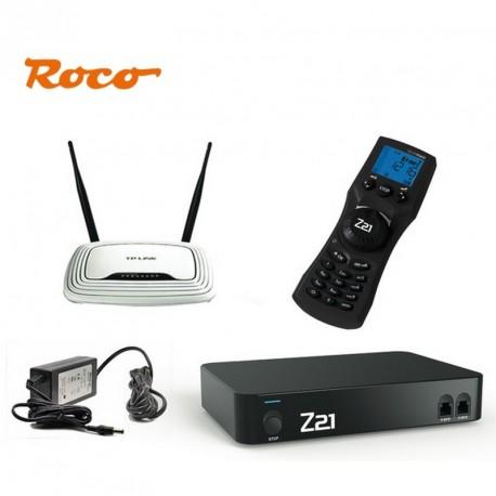 Coffret numérique Z21 Pro Roco 10834 - Maketis