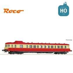 Autorail diesel X2800 Ep IV digital son HO Roco 73009 - Maketis