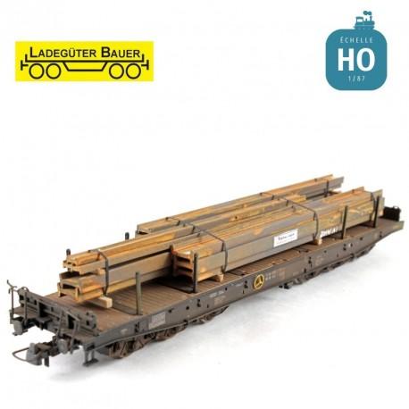 H-Stahlträger HO Ladegüter Bauer H01080 - Maketis
