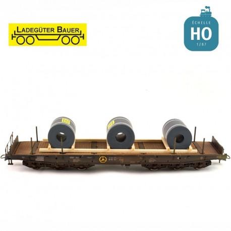 Iron coils H0 Ladegüter Bauer H01203 - Maketis
