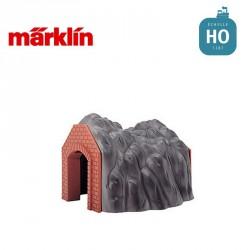 """Tunnel """"my world"""" HO Märklin 72202 - Maketis"""