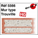 Norman wall type Trouville H0 Decapod 5566 - Maketis