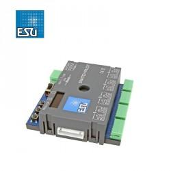 Décodeur accessoires SwitchPilot V3 4 sorties Ecran OLED ESU 51830 - Maketis