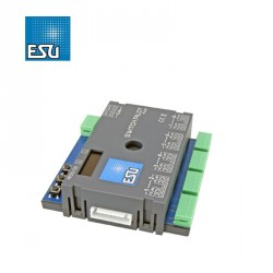 Décodeur accessoires SwitchPilot V3 Plus 8 sorties Ecran OLED ESU 51831 - Maketis