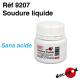 Soudure liquide (100 g) Decapod 9207 - Maketis