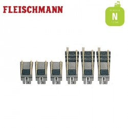 Kit complémentaire pour plaque tournante Fleischmann N 9153