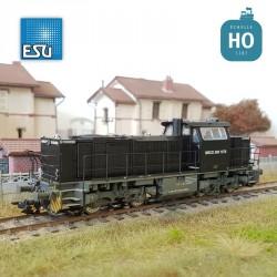 Locomotive diesel G1000 1578 MRCE Ep VI Digital sonore HO ESU 31300 - Maketis