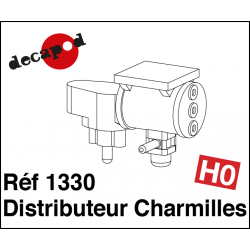 Distributeur charmilles HO Decapod 1330