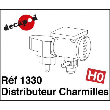 Charmilles-Spender H0 Decapod 1330 - Maketis