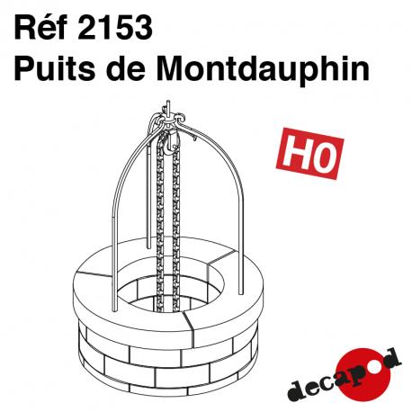 Montdauphin-Brunnen H0 Decapod 2153 - Maketis
