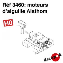 Alsthom-Nadelmotor H0 Decapod 3460 - Maketis