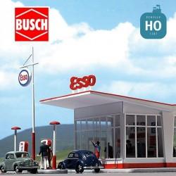 Station service Esso HO Busch 1005 - Maketis