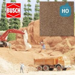 Sable quartz brun Busch 7523 - Maketis
