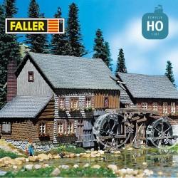 Moulin Hexenloch HO Faller 130388 - Maketis