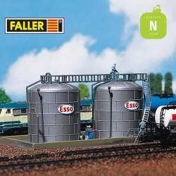 Citernes à essence N Faller 222131 - Maketis