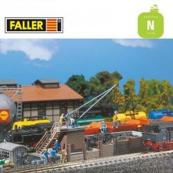 Chargeur de charbon N Faller 222154 - Maketis