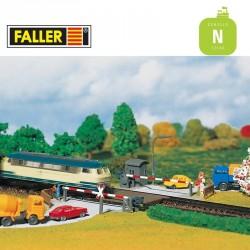 Passage à niveau N Faller 222173 - Maketis