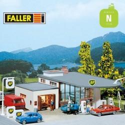 Station-service BP N Faller 232219 - Maketis