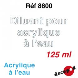 Acrylverdünner auf Wasserbasis Decapod 8600 - Maketis