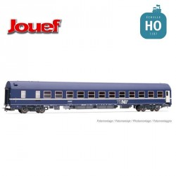 "Wagon-lit MU 1973 Bleu ""Ten"" EP IV HO Jouef HJ4141 - Maketis"