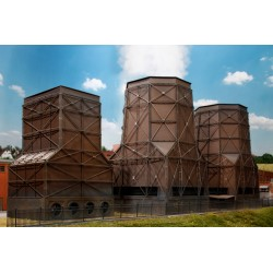 Big cooling tower