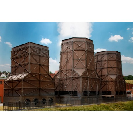Big cooling tower - Joswood 17017 - MAKETIS