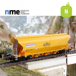 Wagon céréalier Tagnpps 101m³ NACCO EP VI N NME 211602 - Maketis