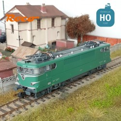 Locomotive électrique BB 9200 SNCF Ep IV digital son HO Roco 73049 - Maketis