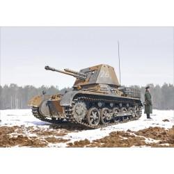 Char Panzerjäger I 1/35 Italeri 6577 - Maketis