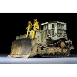 Bulldozer cuirassé D9R 1/35 Meng-Model SS-002 - Maketis
