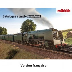 Catalogue MARKLIN 2020/2021 Ref 15713