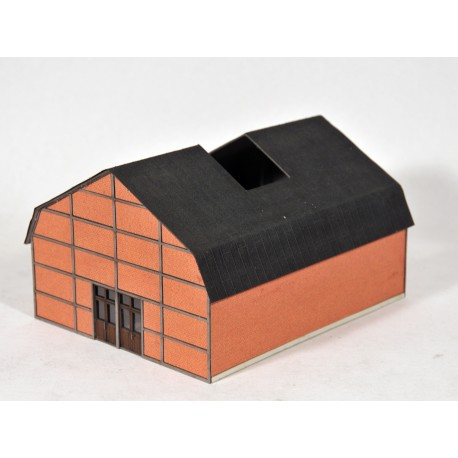 Rasenhängebank Schacht 4 - Joswood 17025 - MAKETIS