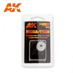 Bobine de gréement élastique méga-fine AK Interactive 1/700 AK9134 - Maketis