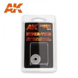 Bobine de gréement élastique hyper-fine AK Interactive 1/72 AK9135 - Maketis