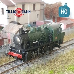 Locomotive à vapeur 040 T SNCF Ep III Analogique HO Tillig 72014