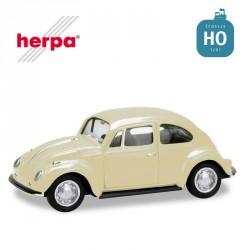 VW Coccinelle bleu métalisé, HO, Herpa 022361-006