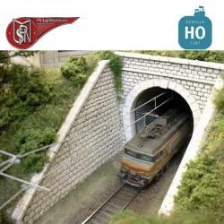 Single track Portal H0 PN Sud Modelisme 8715