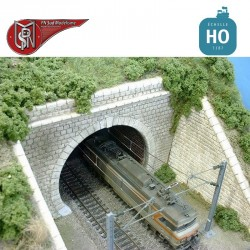 Double track Portal H0 PN Sud Modelisme 8716