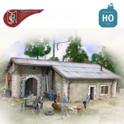 Sheepfold H0 PN Sud Modelisme 8717 - Maketis