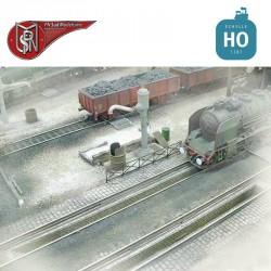 Fosses de visite pour dépôt vapeur (2 pcs) HO PN Sud Modélisme 8726 - Maketis