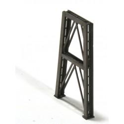 Support pour pont à convoyeur hauteur 75mm