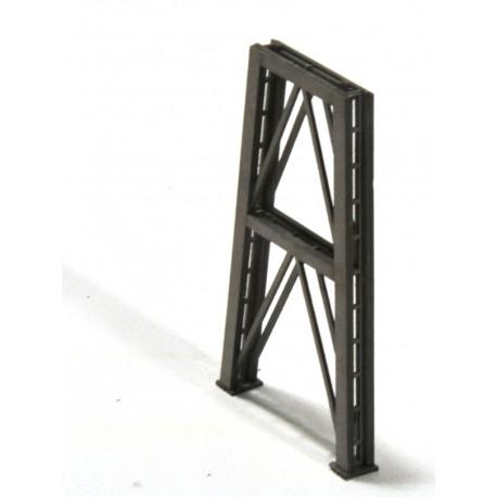 Support pour pont à convoyeur hauteur 75mm - Joswood 17034 - MAKETIS